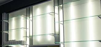 etagere en verre pour cuisine la vitrerie perpignan