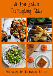 10 low sodium thanksgiving recipes gluten free
