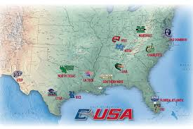 Utep Map 2015 Conference Usa Football Media Day How To Watch C Usa U0027s Live