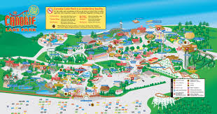 Map Of Salem Massachusetts by Park Map Canobie Lake Park