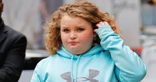 Honey Boo Boo Meme - people are dragging honey boo boo for acting black on instagram