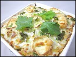cuisiner le celeri mon tiroir à recettes de cuisine gratin de céleri branche