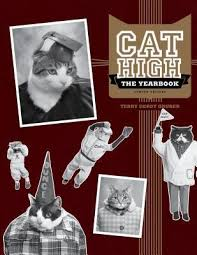 cat yearbook cat high the yearbook by terry deroy gruber