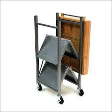 origami folding kitchen island cart folding kitchen cart localsearchmarketing me