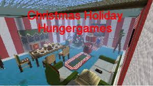 minecraft hungergames showcase christmas holiday hungergames