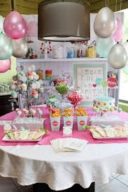 ideas para decorar en un baby shower padres