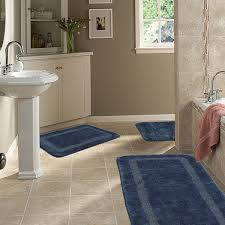 Mohawk Bathroom Rugs Mohawk Home Facet Bath Rug Collection
