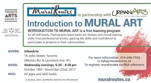 What Is A Mural by Mural Routes