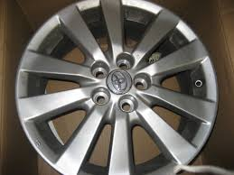 lexus stock rims selling oem 16in stock rims corolla 2010 toyota nation forum