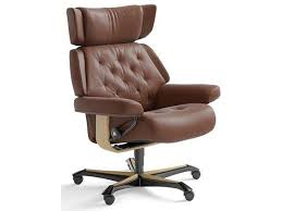 Stressless Skyline 1305096 Office Chair  Hudsons Furniture