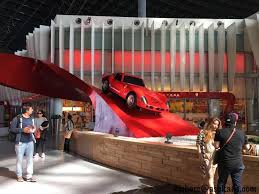 ferrari world yas island ferrari world abu dhabi