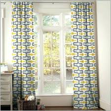 Blue And Yellow Kitchen Curtains Decorating Decorating Winsome Yellow And Gray Kitchen Curtains Decorating