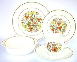 vintage china patterns corningware dinnerware patterns vintage summer dishes date to the