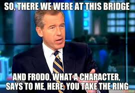 brian williams misremembers know your meme