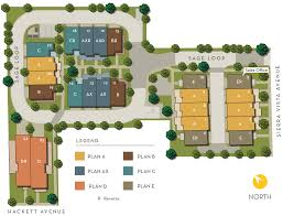 sierrapoint bay area real estate site plan