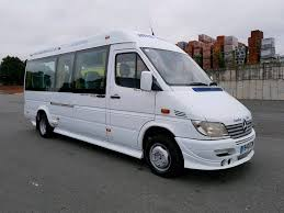 luxury minibus 2001 mercedes sprinter 413 cdi xlwb 17 seater luxury coach built