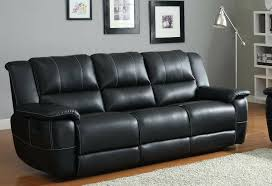 Leather Reclining Sofa And Loveseat Recliner Reclining Sofa Set Grey Bonded Leather Match Fabric