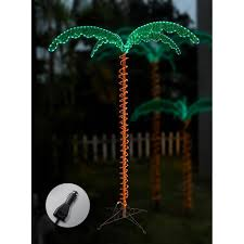 12v led palm tree rope light 7 mings drop ship 7070104