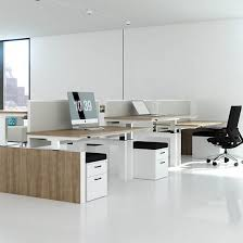 Bench Desking Bench Desking Compass Office Furniture