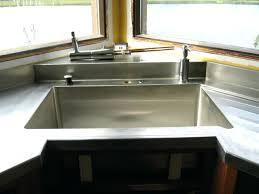 Corner Kitchen Sink Cabinets Corner Sink Kitchen U2013 Meetly Co