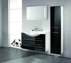bathroom bathroom floating black bathroom storage cabinet aside