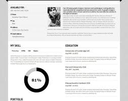 resume cool resume template mikes resume cv resume template