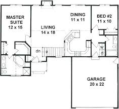 2 bedroom ranch house plans the house plan best of house plans farmhouse