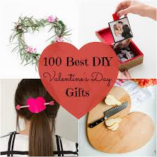100 best diy valentine u0027s day gifts