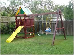 backyards terrific backyard swing set plans backyard sets diy
