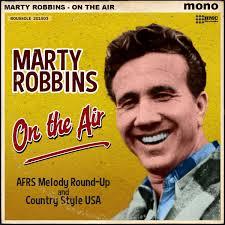 el rancho on the air marty robbins