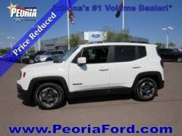 jeep renegade used used jeep renegade for sale in az 64 used renegade