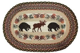 make a room statement with rustic cabin rugs rustic home