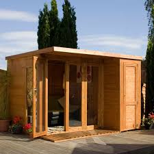 Garden Shed Office View The Image Gallery Of Our Installed Garden Sheds Workshops