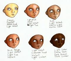 vector skin tone tutorial 79 best wedding art skin colors images on pinterest skin colors
