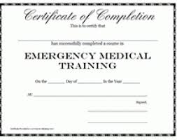 6 free medical certificate templates excel pdf formats