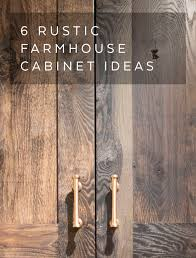 kitchen cabinet colors farmhouse 6 rustic farmhouse cabinet ideas woodland cabinetry