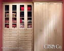 st louis wardrobe units coat u0026 linen closets saint louis