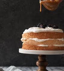thanksgiving cake pans angel food layer cake recipe chowhound