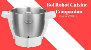 cuisine moulinex bol cuisine companion moulinex xf380e11