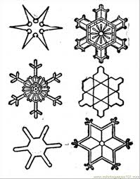 snowflake coloring page free fallouts coloring pages