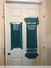 hallway paint colors hallway interior door paint color final selection