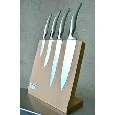 bloc de couteaux de cuisine professionnel set couteaux cuisine couteau de cuisine professionnel frais stock