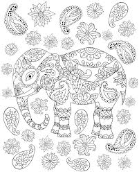 elephant love coloring page free elephant coloring page for adults kidspressmagazine com