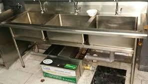 Grease Trap For Kitchen Sink Interceptor Grease Interceptor Grease Trap P A10 For Small