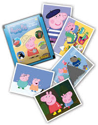 panini united kingdom peppa pig sticker collection