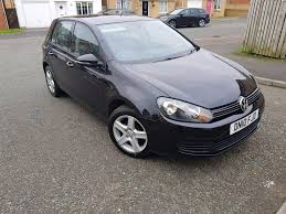 2010 vw golf 1 6 tdi se bluemotion full service history full mot