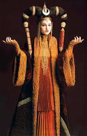 Padme Halloween Costumes War Queens U2014 Queen Amidala Senate Gown Star Wars Episode
