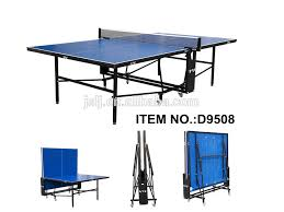 collapsible table tennis table d9708 table tennis table top used ping pong tables for sale folding