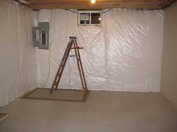 basement insulation u0026 moisture management iowa spray foam