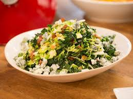 kale and gorgonzola salad recipe giada de laurentiis food network
